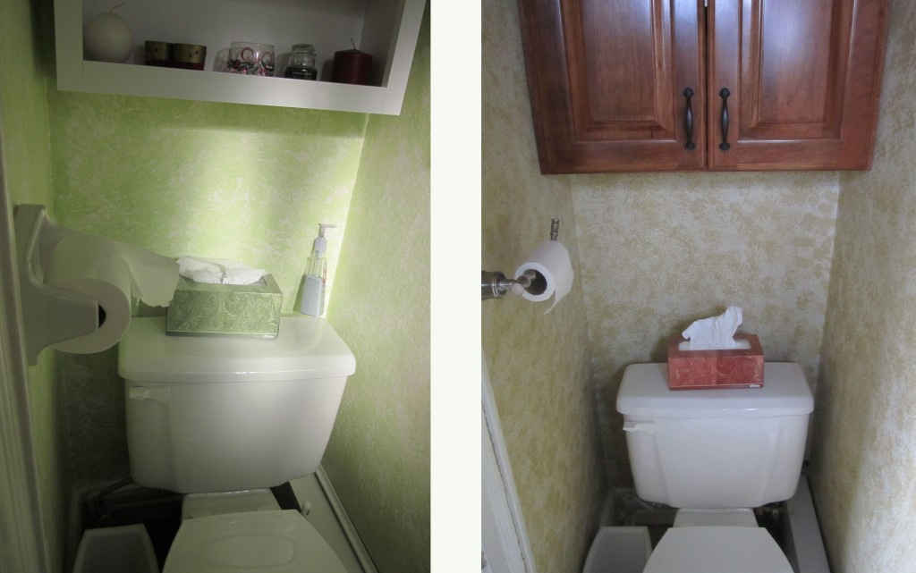 The toilet paper holders. Kitchen Remodel   Mary Anne s Quilting Adventures and more
